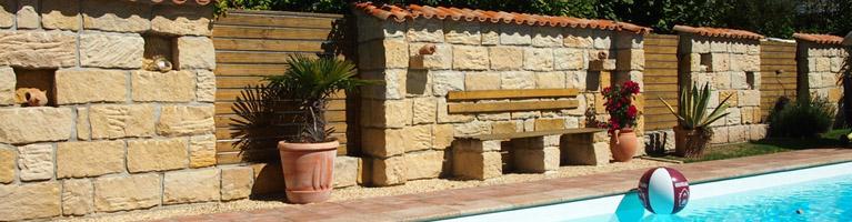 naturstein gartenwerk mauersteine terrassenplatten blockstufen. Black Bedroom Furniture Sets. Home Design Ideas